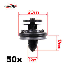 In Stock New 50x For Ford Focus & For C-Max Interior Door Card & Trim Panel Retaining Clip / Fastener CLIP-12(China)