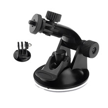 Accessories for Gopro SJ4000 Car Sucker Holder Mount Suction Cup for Go Pro SJ4000 SJ5000 Mini Camcorder Action Camera DVR