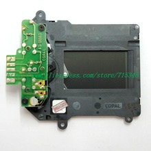Shutter group Assembly Camera Parts For NIKON D3000 Digital Camera Repair Part(China)