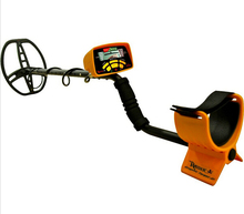 Free shipping! Best Underground Metal Detector MD6350 Used Metal Detector for Treasure Hunting Risk in the Wild Forest!(China)