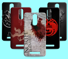 Ice and Fire Cover Relief Shell For Xiaomi Redmi 4 Pro Cool Game of Thrones Phone Cases For Xiaomi Redmi 4