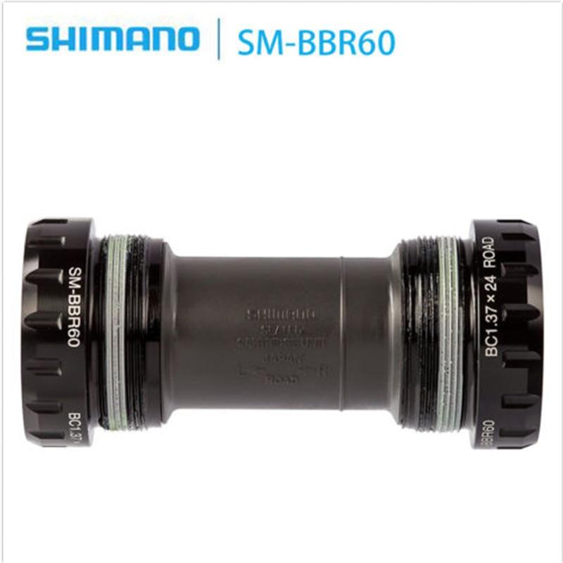 Shimano Ultegra R8000 SM-BBR60 Road Bike 68mm English Thread Bottom Bracket BB