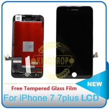 100% Test good Quality For Apple iPhone 7 7 plus 5 5s c LCD Complete Display Screen with Touch Glass Digitizer Assembly+3D touch