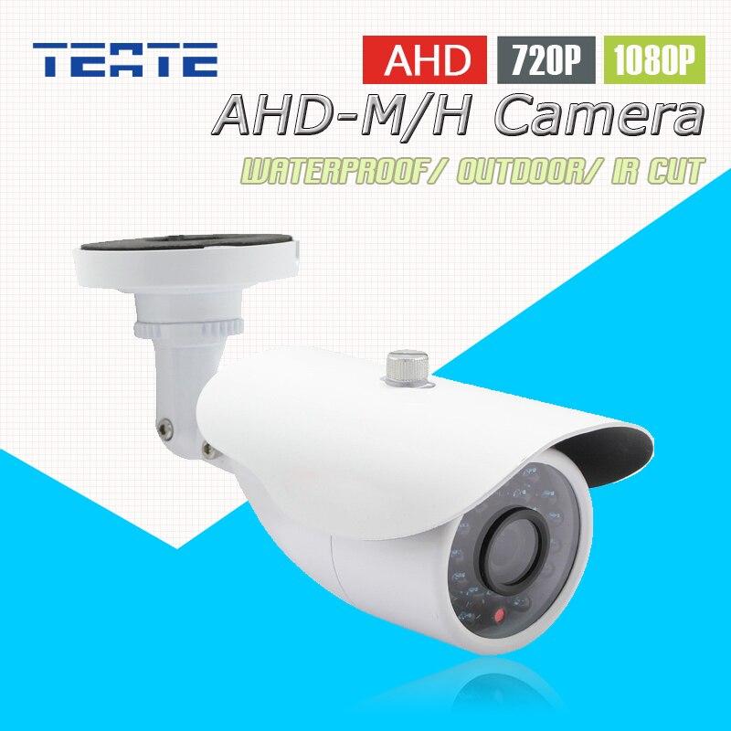 TEATE 2MP AHD 1080P Camera HD AHD-H 2000TVL outdoor Waterproof IR-CUT for security camera surveillance AHD 1080P dvr system<br><br>Aliexpress