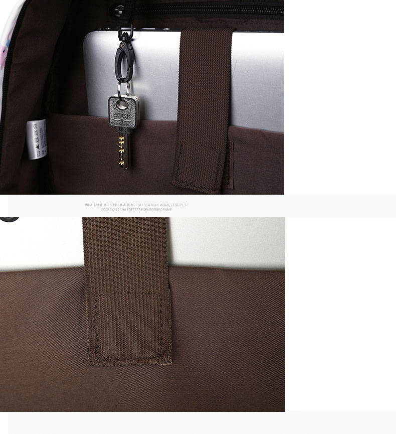 WINNER Fashion Backpack Flamingos Cute School Bags For Adolescent Girls Travel Rucksacks Laptop Mochilas Mujer 2018 (14)