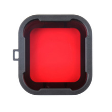 SHOOT Colorful Filter Yellow Red Purple Grey Diving Filter for GoPro 3+/4 Waterproof Case For Go Pro Hero 4 Camera Accessories(China)