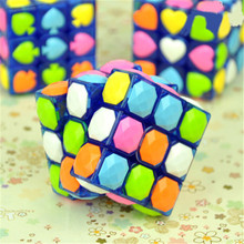 Ghost Cube  Cubos Magicos Magnetic Cube Toy Gear Cube Magnet Cuba Puzzles Skewb Gigaminx Neo Children's Cubes 70K117