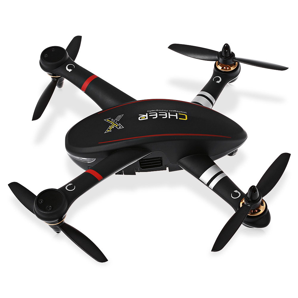 CHEERSON CX 23 CX-23 RC Drone Brushless 5.8G FPV 2MP Camera Dron GPS Helicopter OSD Dual-way Telemetry Drones Quadcopter