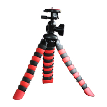 Big Octopus Mini tripod for phone telefon Mobile Phone smartphone dslr and camera Flexible Tripod for Table Desk Tripod(China)