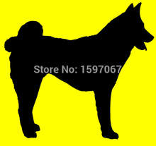 Akita Dog Graphic Sticker For Car Window Truck SUV Door Laptop Kayak Art Wall Etc Funny Vinyl Decal