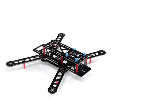 QAV250 Glass Fiber 4 Axis FPV Quadcopter Mini 250 FPV Multicopter Frame<br><br>Aliexpress