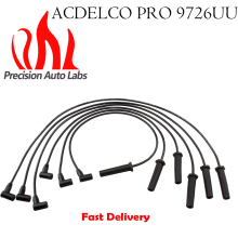 Spark Plug Wire Set ACDELCO PRO 9726UU  spark plug wire set  for Buick /Chevrolet/Pontiac