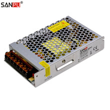 SANPU LED Power Supply 12 V 20 A 250 W LED Driver Power Adapter Switching 220V to 12V Lighting Transformers Aluminum Ultra Thin