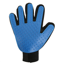 Silicone Pet Hair Brush Glove Dog Bath Pet Cleaning Brush Magic Glove Pet Dog Cat Massage Hair Removal Grooming Tool