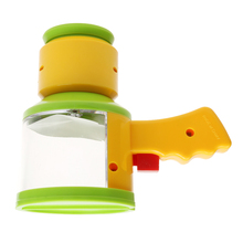 Bug Catcher Insect Viewer Box Acrylic Magnifier Microscope Box Science Toy earning Education Learning Machines for Kid Children