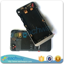 Original For BlackBerry Z30 4G Middle Frame Housing Chassis With Power Button Flex Cable Assembly Replacement