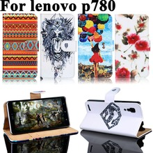 Buy PU Leather Phone Cases Covers Lenovo P780 P 780 Housing Shell Mobile Phone Bags Lenovo P780 Wallet Flip Case Cover Hood for $3.28 in AliExpress store