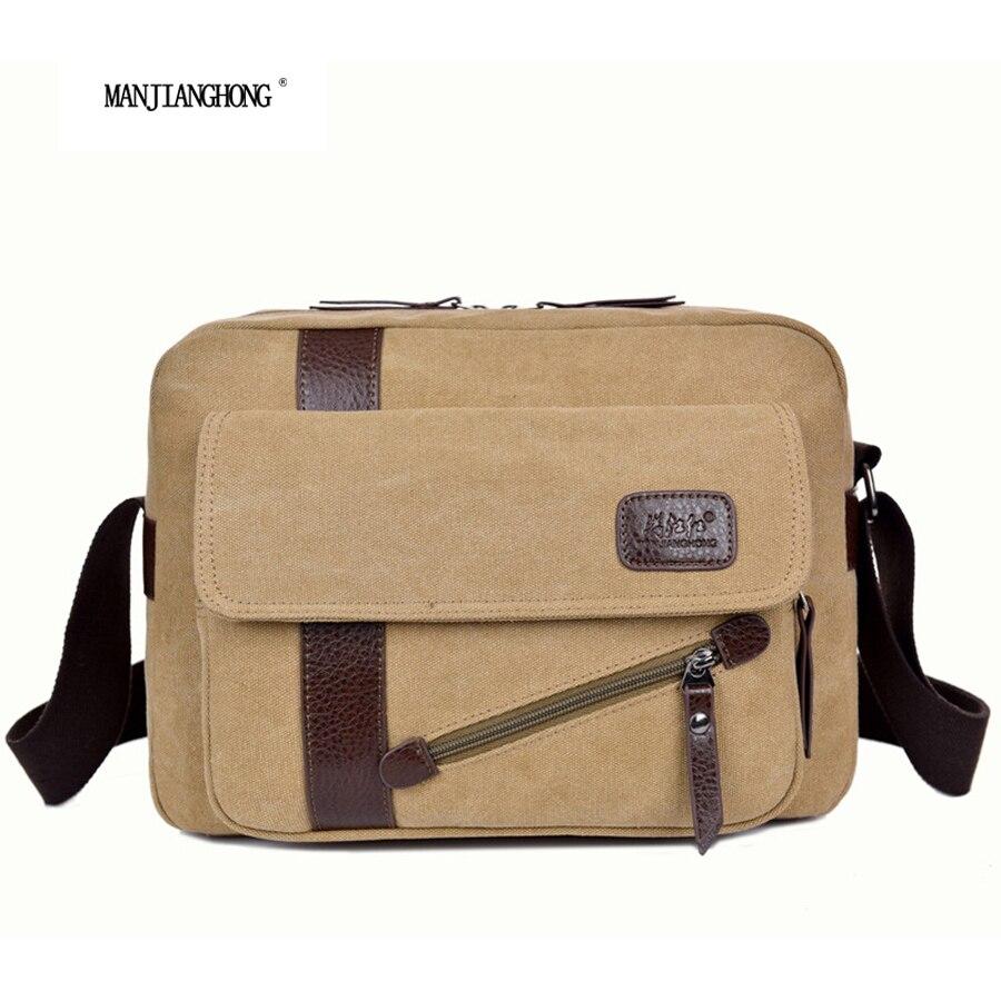2017 mens travel bags cool Canvas bag fashion men messenger bags high quality brand bolsa feminina shoulder bags<br>