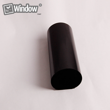 100% Privacy Black Out Window Film 5x100ft(China)