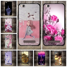 New Cover For Xiaomi Redmi 4A Case Soft Silicone Painting Back Cover For Xiaomi Redmi4A Redmi 4A Phone Cases Bags For Redmi 4a