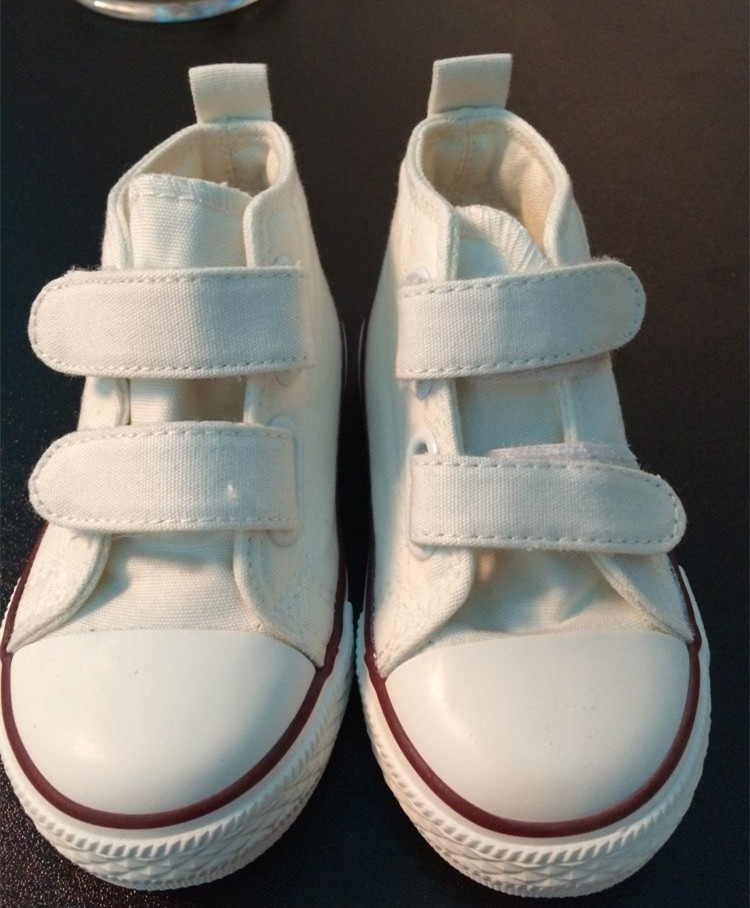 Baby shoes Girl Children Canvas shoes Boys 17 Spring Autumn Fashion High Cotton-made Baby girl little kids shoes 7