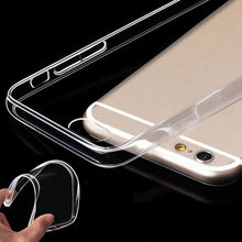 Buy i7/7 Plus Hot Clear TPU Case Iphone 7 7 Plus 8 Plus X Slim Crystal Back Protect Skin Phone Cover Silicone Gel Case for $1.05 in AliExpress store