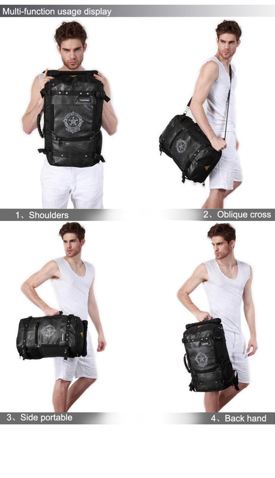8Travel Backpack
