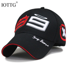 IOTTG 2017 Motogp 99 Jorge Lorenzo Hat Men's Racing Cap Cotton Brand Motorcycle Baseball Cap Car Snapback Hat Men's Ladies(China)