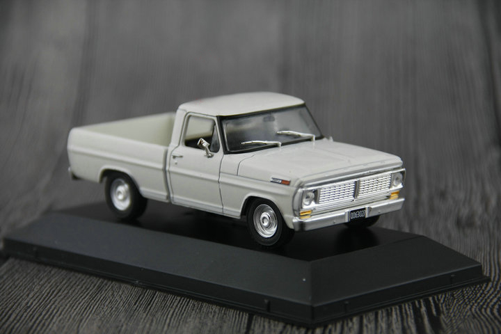 new Fine Special offer IXO OEM 1:43 Classic FORD F100 1972 pickup Alloy car model Collection model Holiday gifts(China (Mainland))
