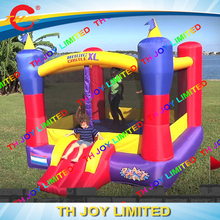 Home use inflatable jumping house for kids / 4x3m inflatable bouncer jumper for children / party rental inflatable bouncy castle(China)