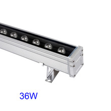 10X High quality 36W high lumen high power outdoor led flood wall wash light express free shipping