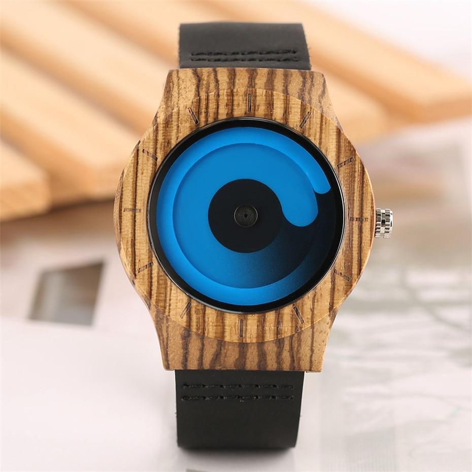 nature wood watch creative watches men07