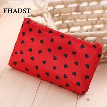 FHADST Women Cute Multifunction Beauty Zipper Travel Cosmetic Bag Letter Makeup Bags PouchToiletry Organizer Holder Beautician(China)