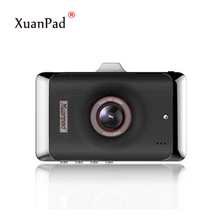Xuanpad 3.0 inch 309 Car DVR Dash Camera 1080P Full HD Video Registrator Recorder With Backup Rearview Camera G-Sensor WDR(China)