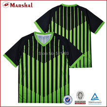 FREE SHIPPING High Quality Soccer Uniform Sublimation Cheap Soccer Jersey(China)