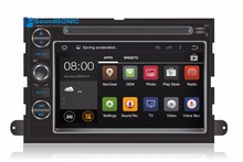 Pure Android 5.1.1 System For Ford Expedition Autoradio DVD GPS System Car Stereo System Media Multimedia HeadUnit System