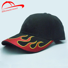 [Shinetower] Fire Flame Truck Hats Baseball Cap F1 CAP