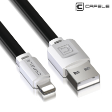 CAFELE Cute Candy USB Charging Cable for iphone 8 7 6s 6 5 Data Sync Charging Cable for iphone 8 7 6s 6 Plus Durable USB Cable(China)