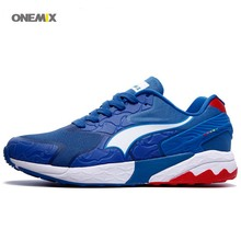 ONEMIX 2017 Free 1109 run wholesale athletic breathe Men's Sneaker Training Sport Running shoes(China)