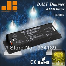 Free Shippin DC12-48V  Dali Dimmer & LED DRIVER W/ 220V Touch Dim 1 channel  Constant current output  Model:DL8009