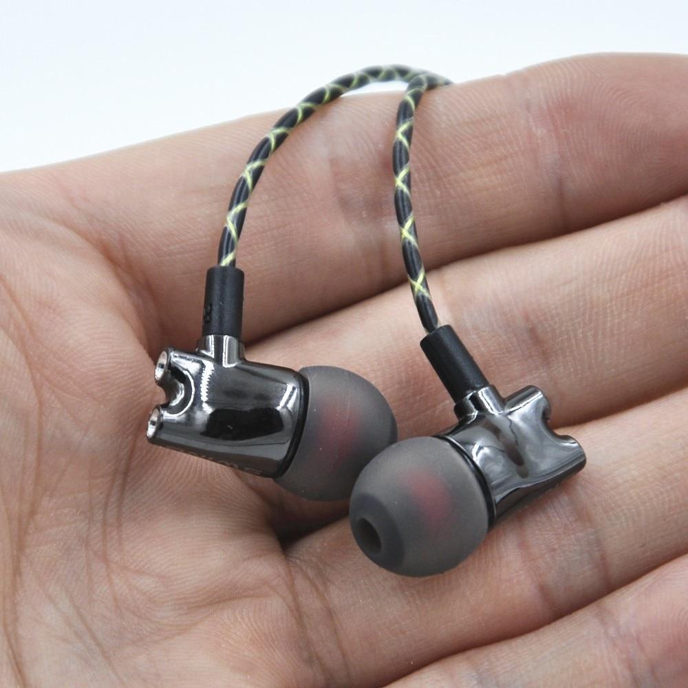 Wooeasy DIY IE800 Earbuds HiFi In-ear Ceramic Earphone Earbud Earbuds Wth Microphone Top Quality HiFi In-Ear Headset 26