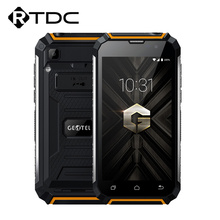 "Presale Original Geotel G1 3G WCDMA Mobile Phone 7500mAh MT6580A 2GB RAM 16GB ROM Android 7.0 Quad Core 5.0"" 1280*720 8.0MP GPS"