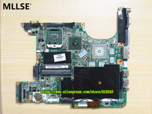 Original laptop motherboard fit for HP Pavilion DV9000 DV9500 459567-001 Socket S1 DDR2 MCP67M-A2 , with free procesosr