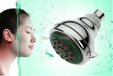 high quality ABS material 4'in bathroom faucet shower head(China)