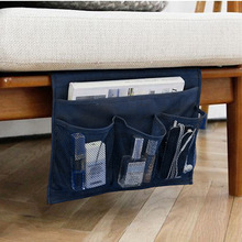 Creative Home table sofa side bedside remote Storage hanging bags magazine sundries container Organizer Storage insert Box bag