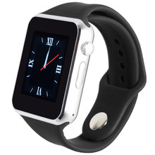 A1 Bluetooth smart watch Mp3 clock pedometer Android smart watch with SIM phone GSM mobile phone PK DZ09 U8 GT08(China)
