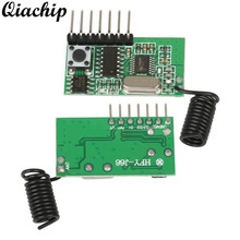 433mhz RF Relay Receiver Learning Code Decoder Module 433 mhz Wireless Output Remote Control Switch 1527 Encoding With Antenna(China)