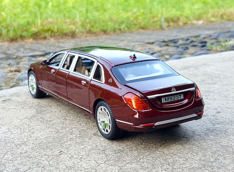 124 XLG TheBenz Maybach S600 Extended (13)