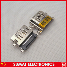 100pcs/lot 19pin HDMI Female Socket HD USB Port For asus sony toshiba hp lenovo etc  HDMI Jack