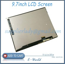 Original and New 9.7inch LCD Screen LP097QX1(SP)(A1) (SP)(A2) LP097QX1-SPA1 LP097QX1-SPA2 Special for iPAD 3 LED 2048x1536 Panel